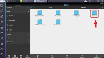 Aplikasi Pendukung Di BlueStacks