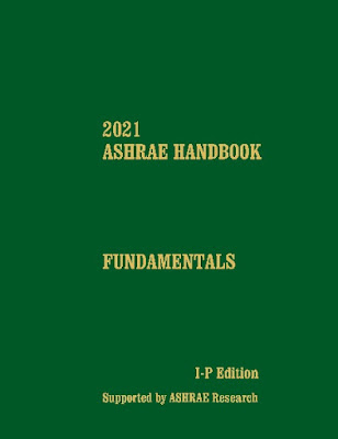 2021 ASHRAE Handbook—Fundamentals