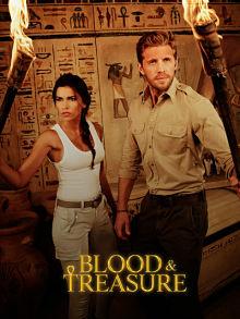 Sinopsis pemain genre Serial Blood & Treasure (2019)