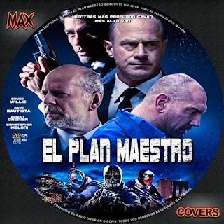 El Plan Maestro Galleta Maxcovers