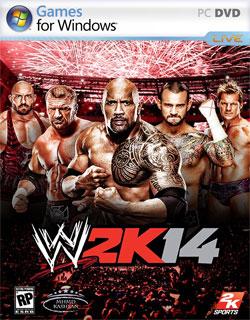 تحميل لعبة WWE 2K14