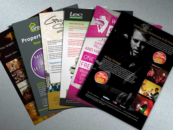 Flyer Fashion: 5 Ways to Add More to Your Flyer Design