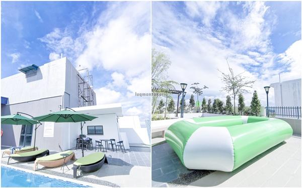 Hotel yang ada Swimming pool di Kota bharu