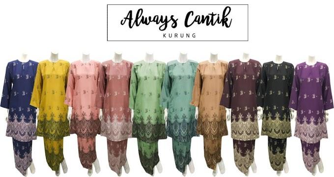 Baju Kurung Pahang - [Always Cantik]