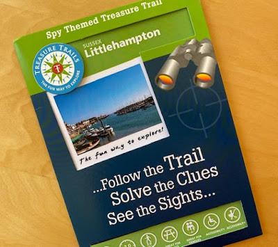 Littlehampton Treasure Trails booklet