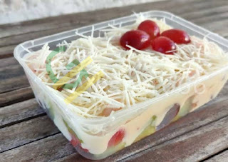 Cara Bikin Salad Buah Sederhana
