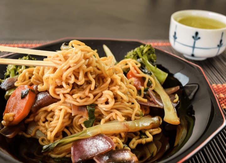 receita de yakisoba