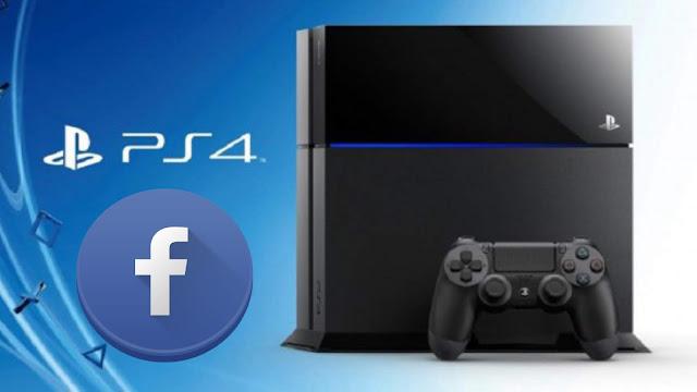 سوني تقوم بسحب تكامل فيسبوك من PlayStation 4