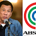 Duterte warns firms that owns ABS-CBN over unpaid DBP loans