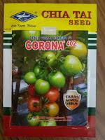 jual benih tomat, tomat hibrida corona 402, toko pertanian, lmgaagro