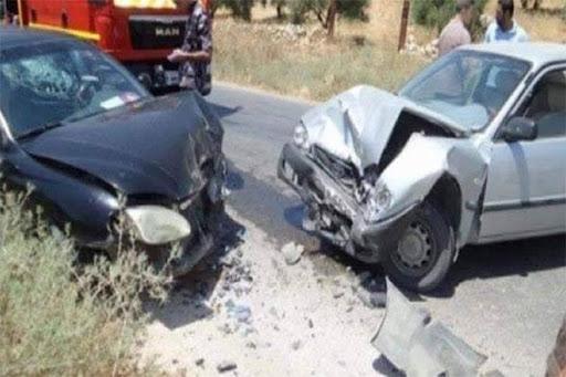 المهدية : قتيلان في حادث مرور و ثالث حالته حرجة