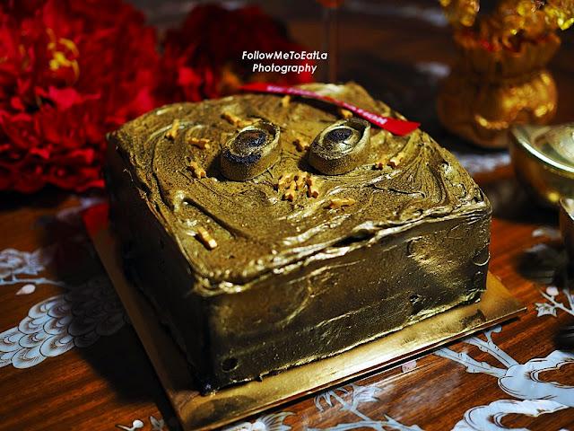 VS Belgium Gold Rush Chocolate Cake (1.2kg apprx)