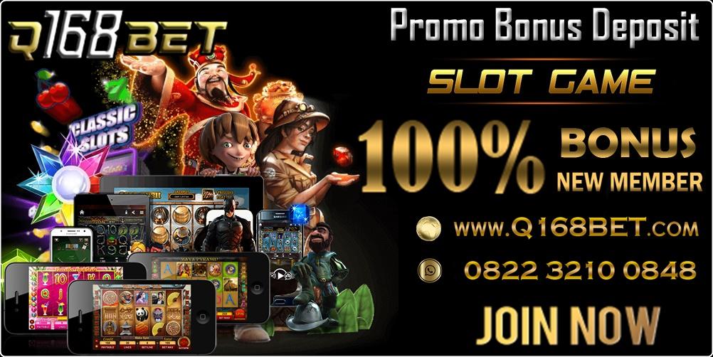Bonus Member Baru 100 Q168bet Sejarah Lahirnya Slot Online Didunia