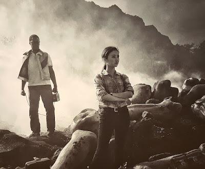 Tian Jing in Kong: Skull Island (28)