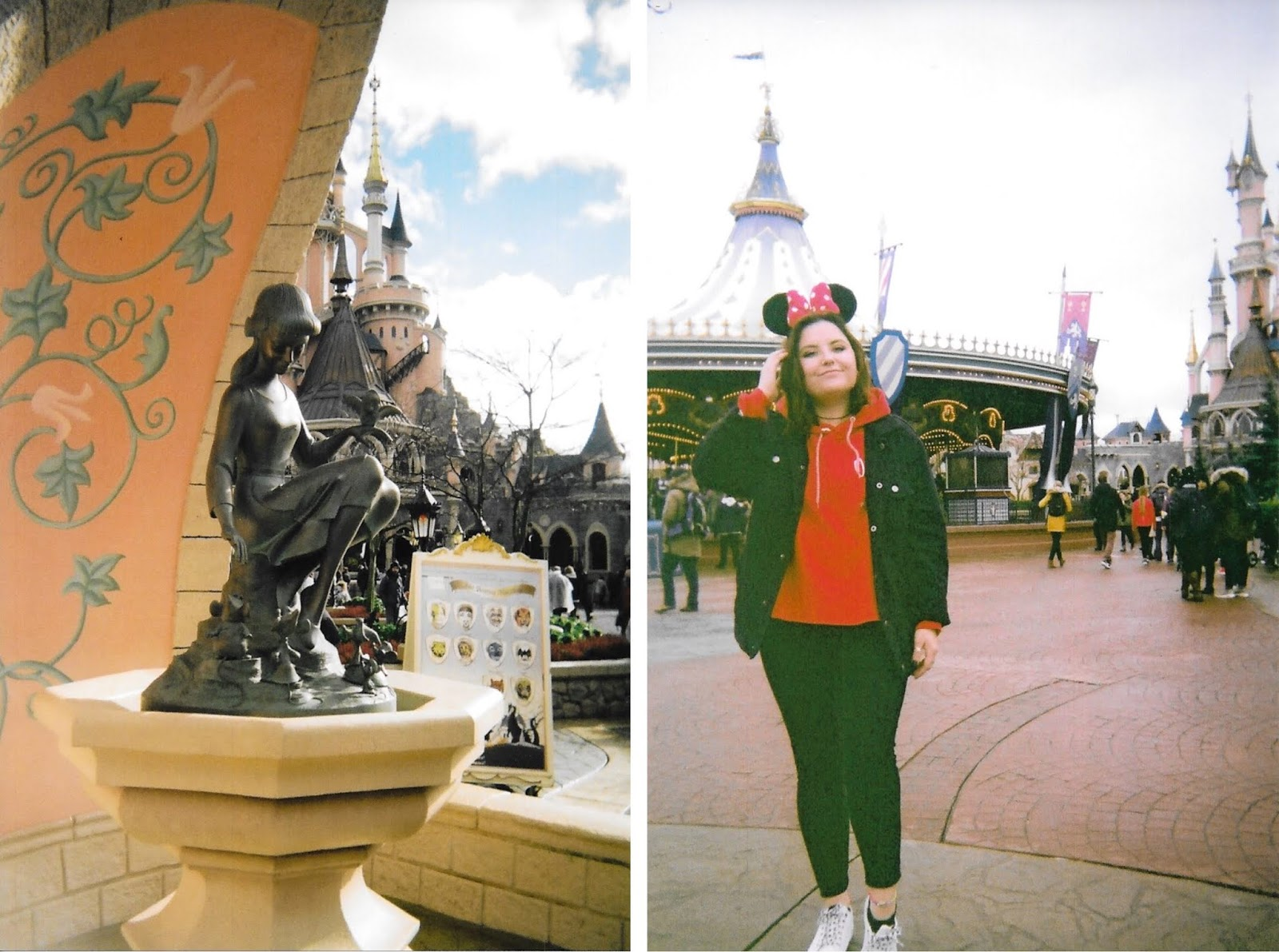 DISNEYLAND PARIS ON FILM