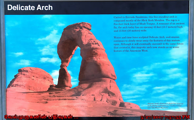 Delicate Arch History