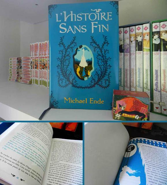 L'histoire sans fin : aperçue du livre