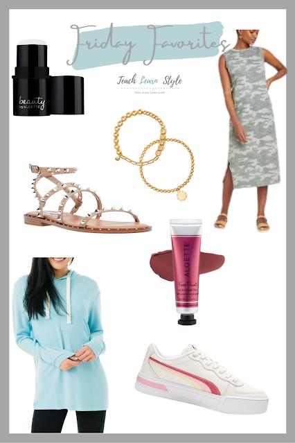 friday favorites blog, weekly sales, zyia active rep, aloette rep, aloette influencer, aloette lip sale