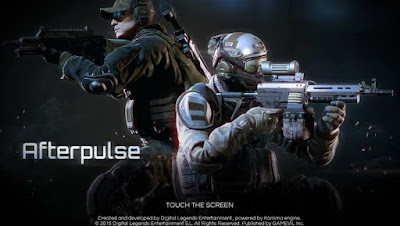 Download Game Android Gratis Afterpulse apk + obb