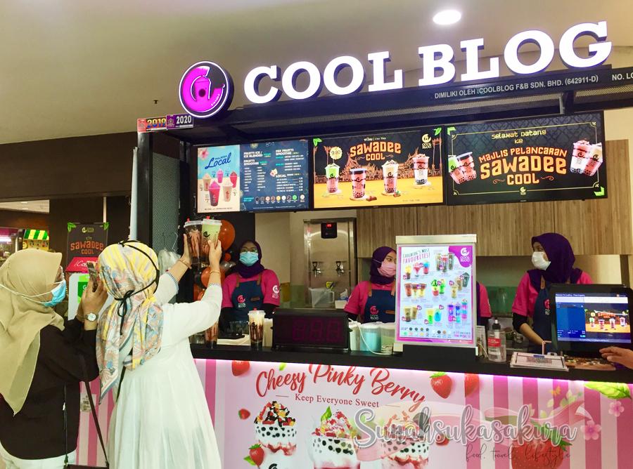 Sedap Jugak SawadeeCool Chocolate Thai Tea by Coolblog Malaysia!