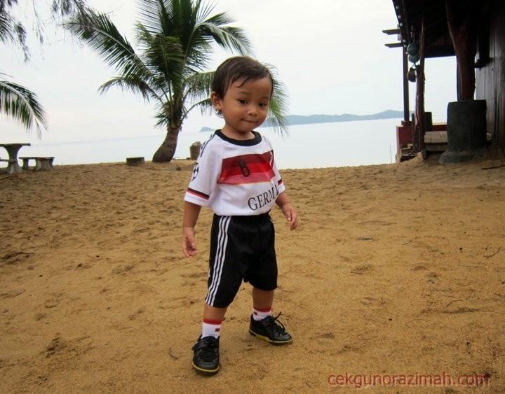 Angullia Beach Resort Marang
