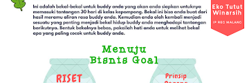 Buddy System - Jurnal Pekan 8