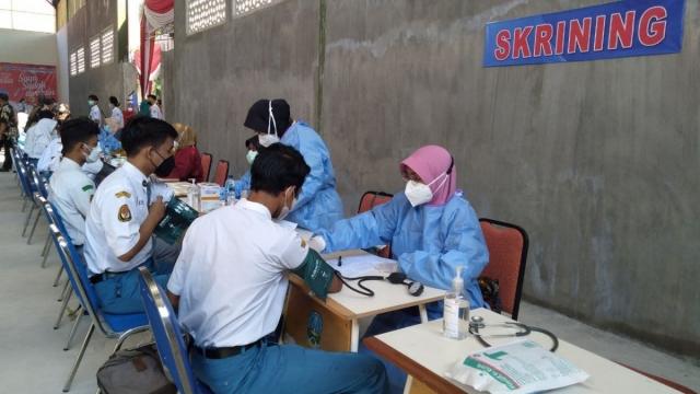 Siswa SMK Meninggal Usai Divaksinasi, Wabup Ciamis: Ada Kesalahan Skrining