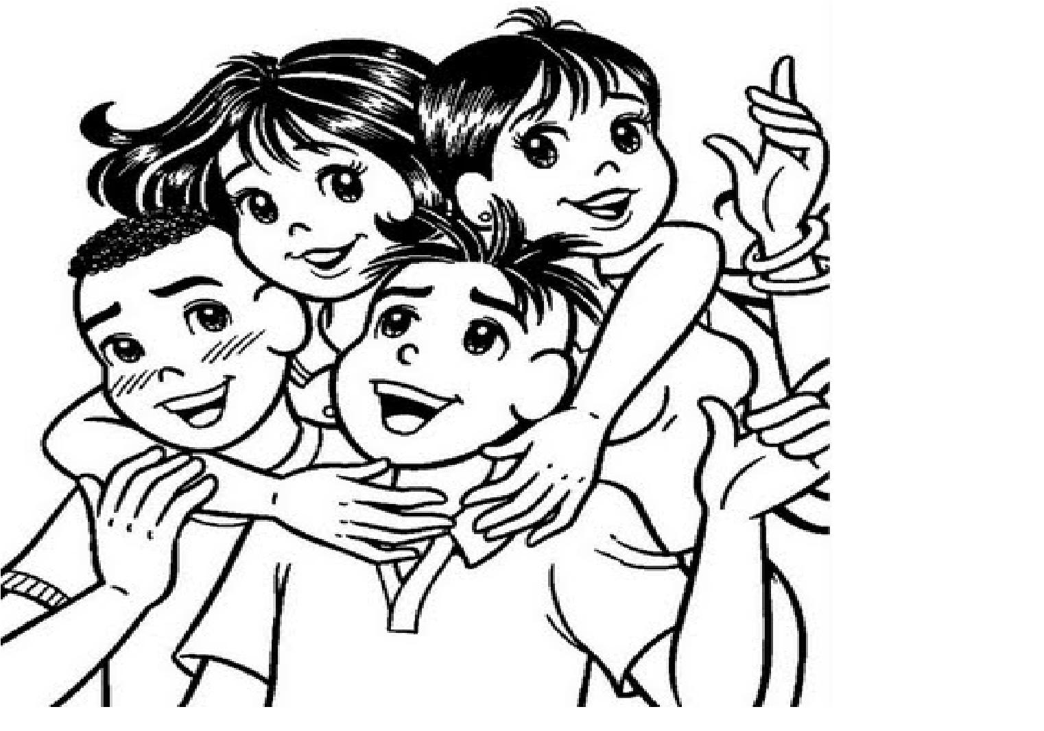 Desenhos Da Turma Da Mônica Jovem Para Colorir E Imprimir