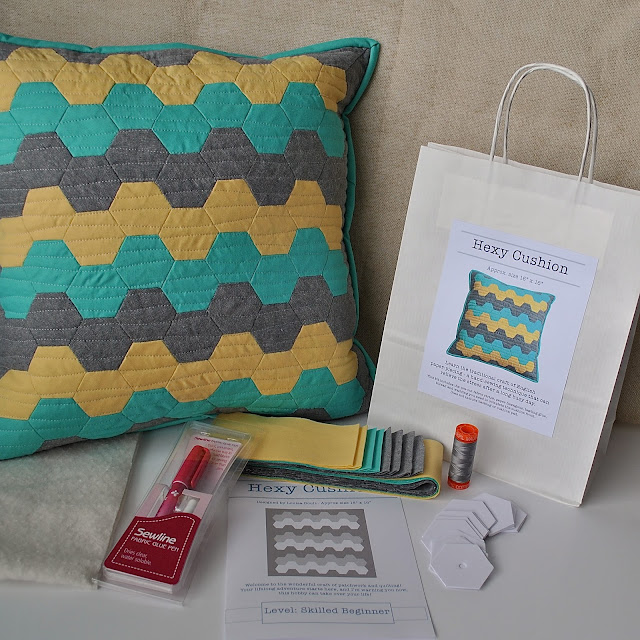 http://www.sewmotion.com/sewmotion_shop/prod_4387876-Hexy-Cushion-Kit-in-Yellow-Aqua.html