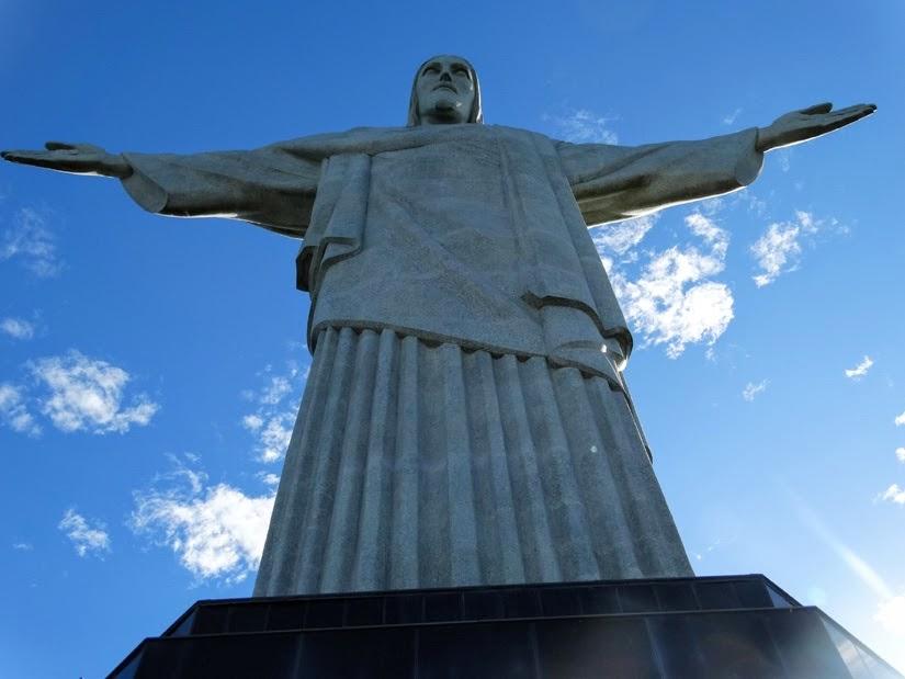 Cristo Redentor - Rio de Janeiro: maravilhas cariocas mais acessíveis