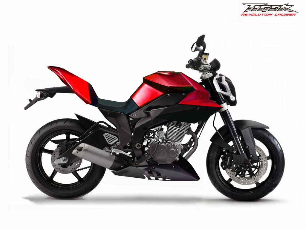 Modifikasi Motor Honda Tiger Terbaru Otomotif News
