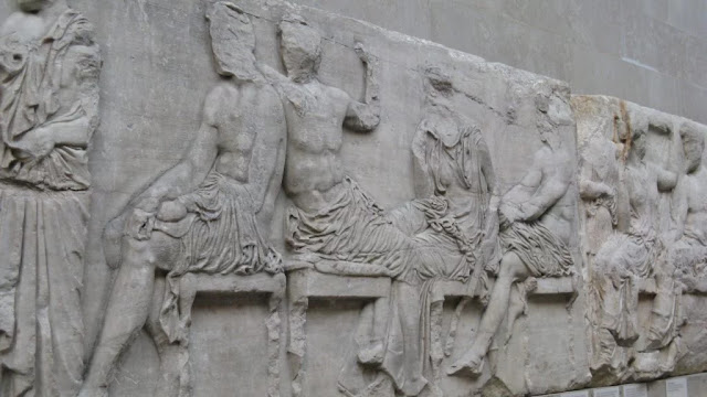 Update to museum guidelines could see British Museum with no choice but to return Parthenon Marbles