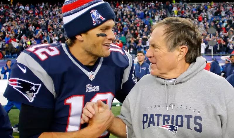 Belichick expected Brady to return