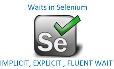 Implicit,Explicit,Fluent Wait in Selenium WebDriver