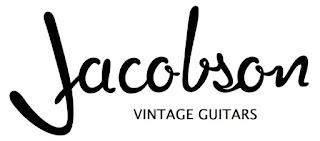 Site Jacobson Vintage Guitars