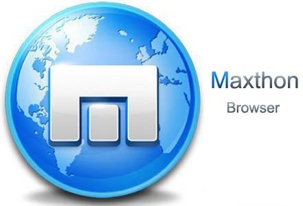 كۆتا وهشانی براوسهری Maxthon بۆ كۆمپیوتهر
