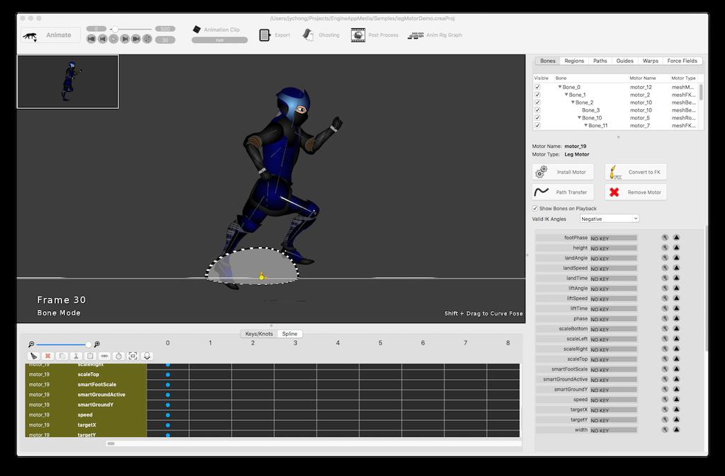 تحميل برنامج Creature Animation Pro 3.72 لإنتاج رسوم متحركة معقدة بطريقة سهلة وفعالةالنسخة الكاملة