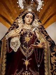 La Virgen de los Ferroviarios saldrá bajo palio en Octubre por su barrio