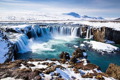 La météo d'Islande en avril: températures et chutes de neige