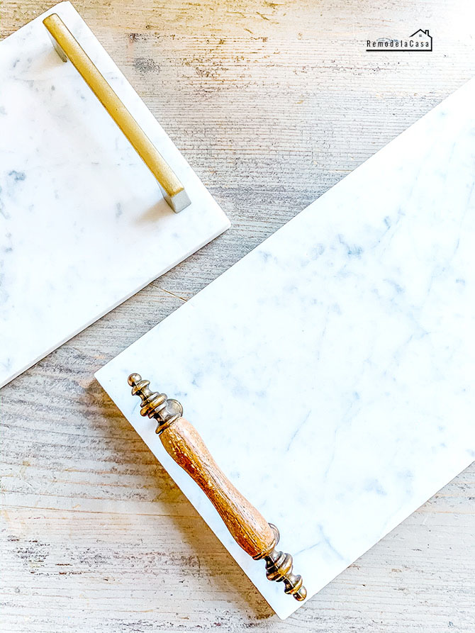 how to drill holes in marble