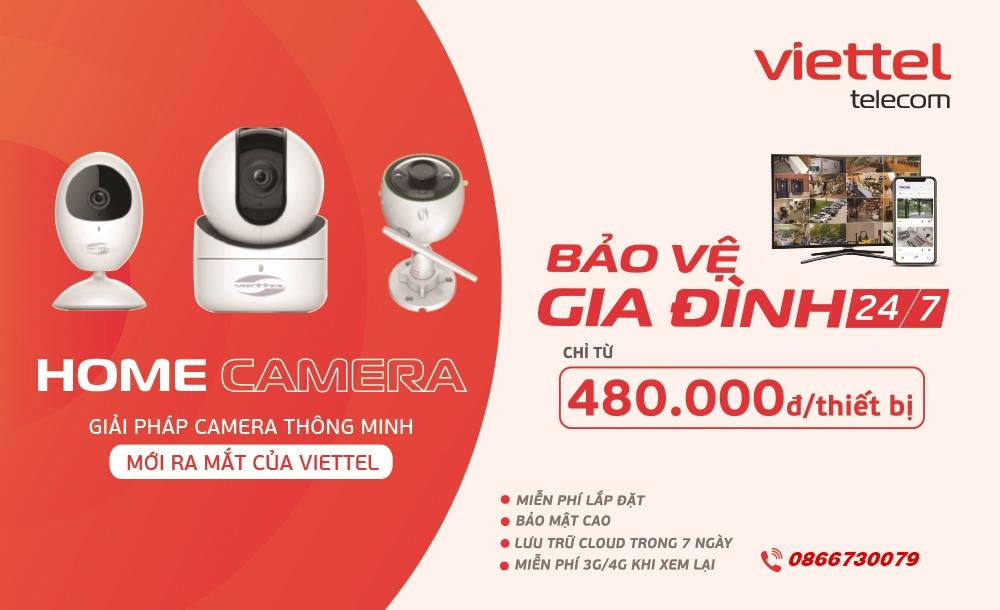 Home Camera - Giải pháp Camera thông minh tích hợp công nghệ AI