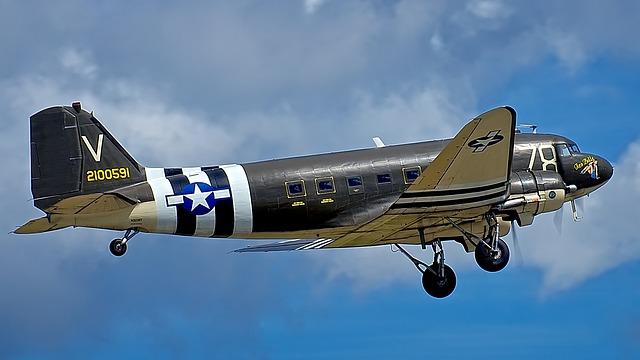 Pesawat transport pasukan C-47