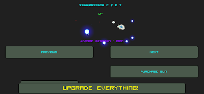 Upgrade weapons, armor, ships, and damage to blow up the enemies