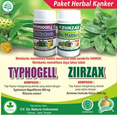 Obat Kanker Herbal Kapsul Ziirzax dan Typhogell Asli De Nature Di Kabupaten Lahat, Onat Kanker De Nature, Obat Kanker Herbal, Sirsak, keladi tikus