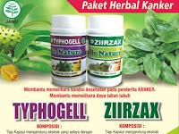 Jual Obat Kanker Herbal Kapsul Ziirzax dan Typhogell Asli De Nature Di Kabupaten Tapanuli Selatan