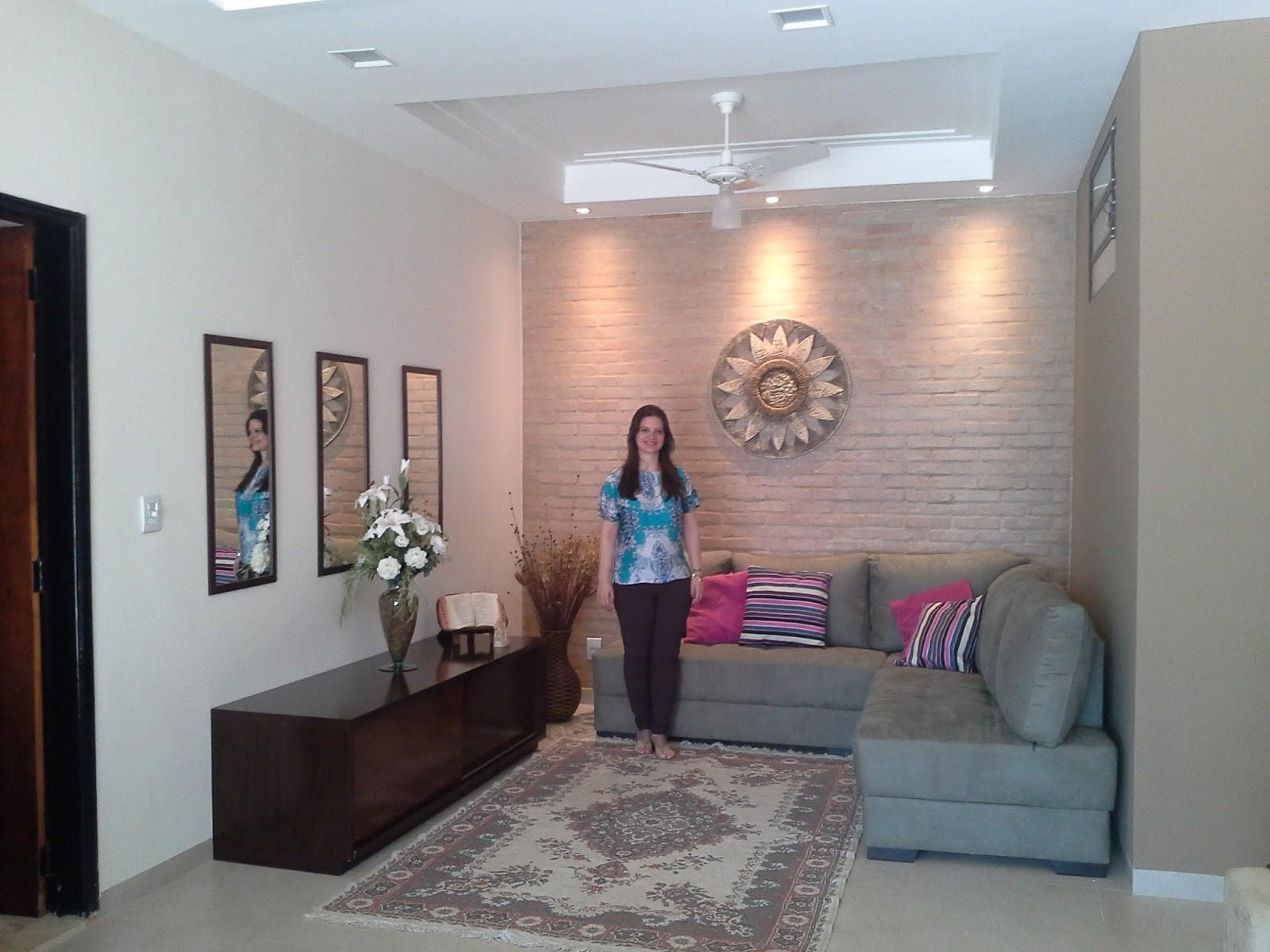 Design de Interiores por Érica Marina Ribeirão Preto: Sala  #925439 1600 1200