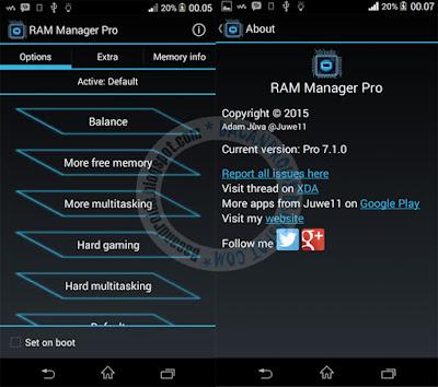 Ram Manager Pro V8.4.0 Apk Full Version Terbaru
