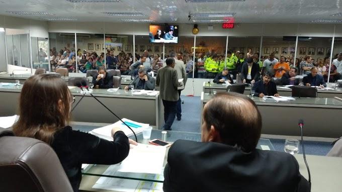 Câmara aprova reajuste salarial de servidores e PCCRs de agentes de saúde e de trânsito de Campina Grande