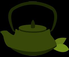 Illustration thé de Shizuoka