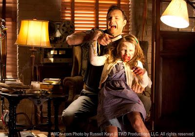 The Walking Dead 3x05: Basta una parola ...diteci la vostra !!!